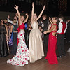"Mark Maynard | for The Herald Bulletin<br /> Dancing ladies in ""The Enchanted Forest"" at the Madison-Grant prom."