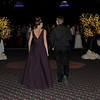"Mark Maynard | for The Herald Bulletin<br /> A couple strolls through ""The Enchanted Forest"" on their way to the dance floor at the Madison-Grant prom."