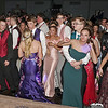Mark Maynard | for The Herald Bulletin<br /> Alexandria-Monroe prom goers dance to the music in the Elwood Opera House.