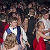 Mark Maynard | for The Herald Bulletin<br /> Dancers jam the ballroom floor in Elwood's historic Opera House during the Alexandria-Monroe High School Prom on Saturday night.