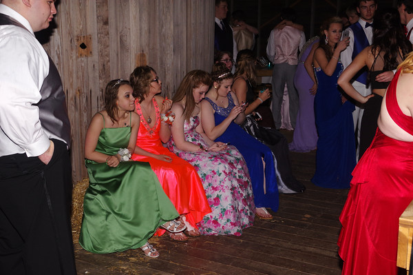 """Mark Maynard   for The Herald Bulletin<br /> The 2016 Elwood High School Prom took place Saturday at the Round Barn in Sharpsville. This year's theme was """"The Night is Ours."""""""