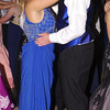 Mark Maynard | for The Herald Bulletin<br /> Maddie Dailey and Weston Elbert share a slow dance during the Elwood High School prom.