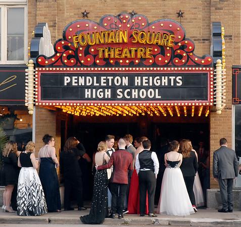 Pendleton Heights High School Prom