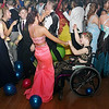 Mark Maynard | for The Herald Bulletin<br /> Ally Milburn and Shastiny Austin dancing at  the Anderson High School Prom.