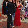 "Logan Heiser and Shelby Farmer posed for pictures with friends and family before the Alexandria High School ""Greatest Show on Earth"" prom."