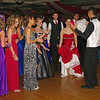 "Alexandria High School ""Greatest Show on Earth"" prom attendees enjoying the evening together."