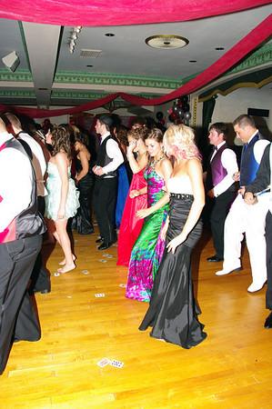Alexandria Monroe High School 2012 prom, a Roaring Twenties evening at the Candlelight Club.
