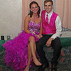 """Kennedy Gray and Keith Price take a break during the Anderson High School """"Great Gatsby"""" Prom at the Paramount Theatre."""