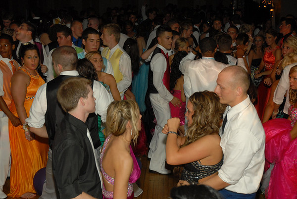 Anderson High School Prom.