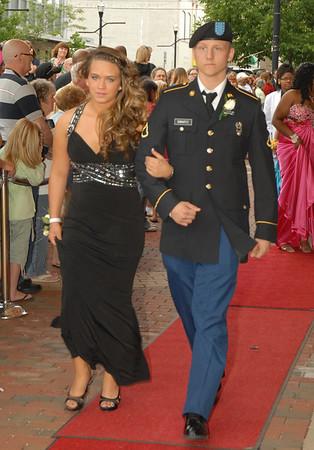 Anderson High School Prom.