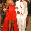 "Anderson High School Prom : Anderson High School held its annual prom Saturday evening at the Paramount Theatre.  This years theme was ""A Black Tie Affair."""