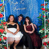 Tijera Wilson, Tyler Gross and Styrling Brown, all juniors, pose for a picture. The Anderson Preparatory Academy Prom was held Saturday May 4 at the MillCreek Civic Center in Chesterfield. Photo by Richard Sitler