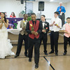 Tony Gillispie steps forward upon being named King of the Anderson Preparatory Academy Prom held Saturday May 4 at the MillCreek Center in Chesterfield. Photo by Richard Sitler