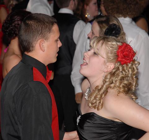 Frankton High School Prom.