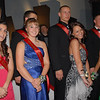 2012 Frankton High School Prom Court.