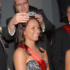 Allie Rogers is crowned 2012 Frankton High School Prom Queen.