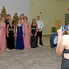 "Sydney Wagoner snaps a photo of some friends during the ""Once Upon a Time"" Frankton High School Prom."