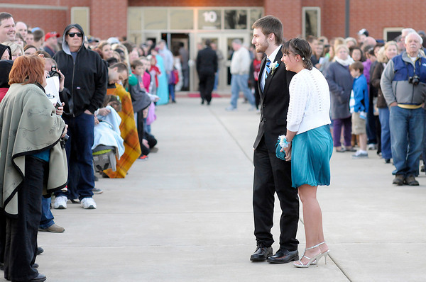 Lapel held their 2013 Prom on Saturday at the high school.