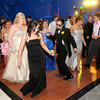 Students dance during the 2013 Lapel prom held on Saturday at the high school.