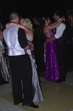 "Lapel High School celebrated it's 2012 prom Saturday evening in the school's commons area.  This year's theme was ""Masquerade Ball."""