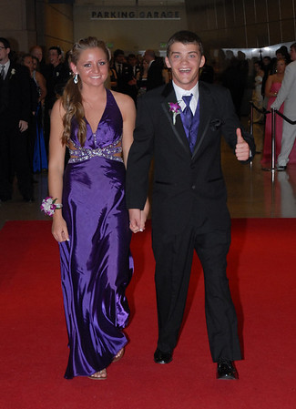 The Pendleton Heights 2012 Prom took place Saturday night at the Indiana State Museum in Indianapolis.