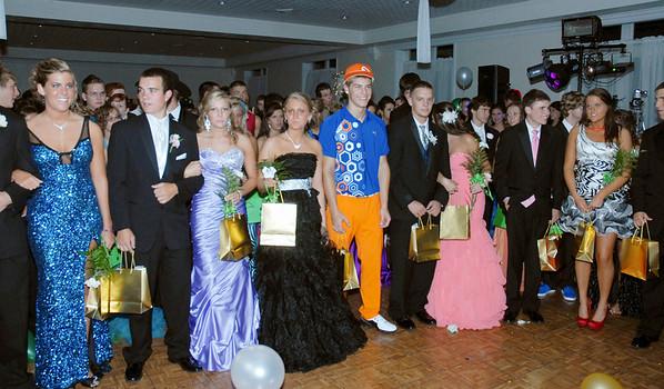 2012 Senior Prom Court