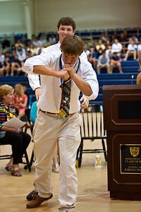 Pulaski Academy 2010 Ring Day-39
