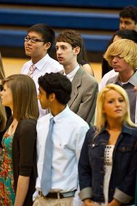 Pulaski Academy 2010 Ring Day-1