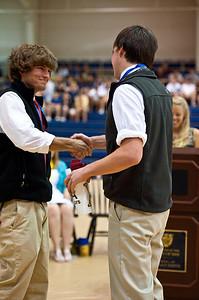 Pulaski Academy 2010 Ring Day-28