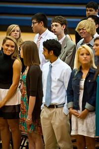 Pulaski Academy 2010 Ring Day-2