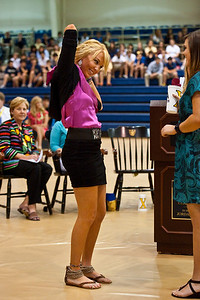 Pulaski Academy 2010 Ring Day-40