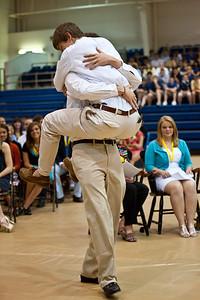 Pulaski Academy 2010 Ring Day-37