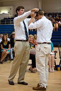 Pulaski Academy 2010 Ring Day-38