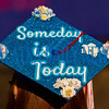 """The """"Someday"""" that these Putnam Edge grads had worked for was """"Today"""" on Saturday afternoon as they received their diplomas. Fran Ruchalski/Palatka Daily News"""