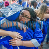 Outside after the graduation ceremony, there were hugs all around for the graduates and their family and friends. Fran Ruchalski/Palatka Daily News