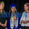 A musical tribute to the Class of 2019 was sung by Peyton France, Sarai Burgos, and Amelia Sloan. Fran Ruchalski/Palatka Daily News