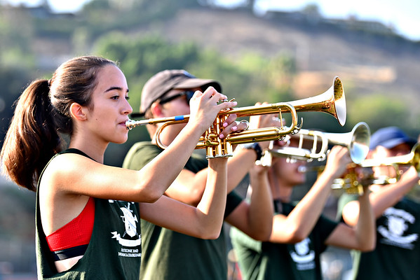 RIVERSIDE POLY BAND - PRACTICE 2018