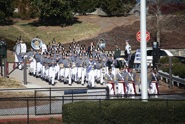 RMA Military Ball Parade
