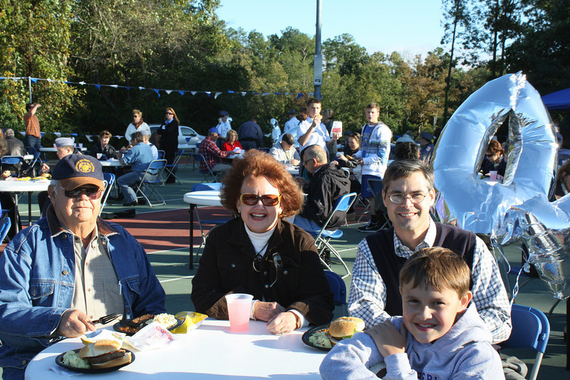 RMA Parents/Homecoming Weekend<br /> October 2009