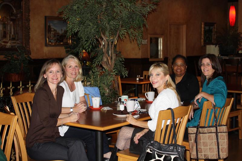RMA Moms / October, 2009