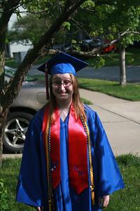 Rachael Graduation Day