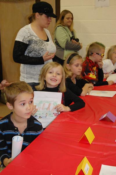Rachel 2nd Grade-2010-2011