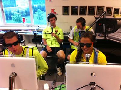 Mustang Radio Crew
