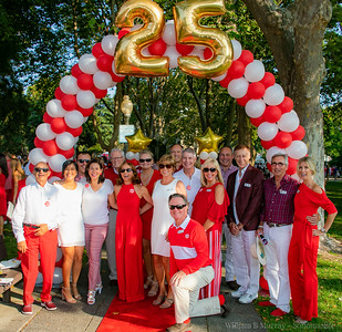 2018 Red & White Ball Sonoma