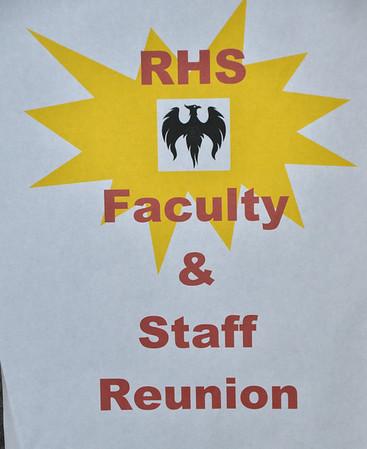 Renaissance High School Faculty & Staff Reunion 8/9/2014