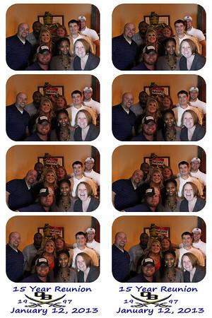 OBHS c/o 97 Class Reunion 2013
