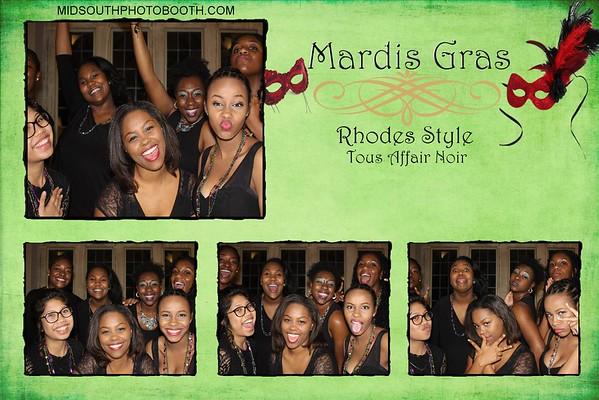 Rhodes Mardis Gras