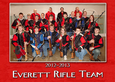 Rifle Team 5x7