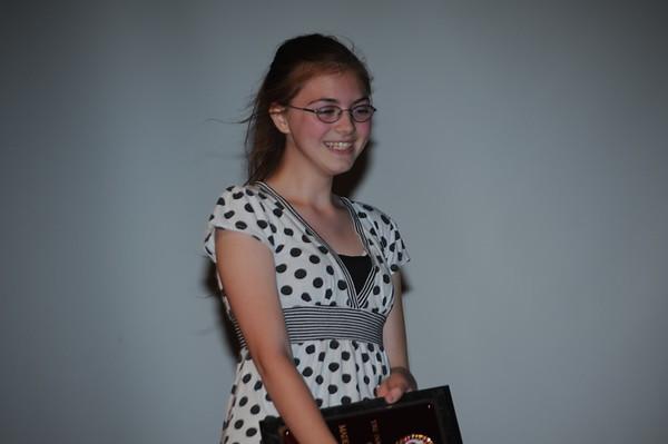 Riverside Middle School Band Awards Night