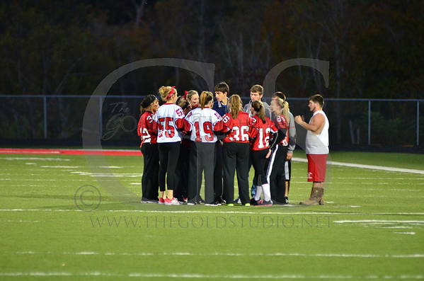 Rock Hill Powder Puff Football 2013